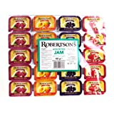 Robertsons Assorted Jam Portions x 20 400g