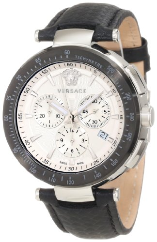 Versace Men's I8C99D001 S009 Mystique Stainless