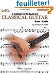A Modern Approach To Classical Guitar...