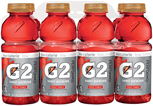 Gatorade G2 Gatorade - Fruit Punch - 20 oz - 8 ct (Fruit Punch G2 Gatorade compare prices)