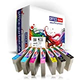 Pack 14 Epson T0807 Supérieure Qualité cartouches d'encre Epson Série Stylus