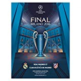 UEFAチャンピオンズリーグ 2016 FINAL オフィシャル プログラム レアルマドリード vs アトレチコマドリード