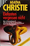 Elefanten Vergessen Nicht (German Edition) (3502514135) by Agatha Christie