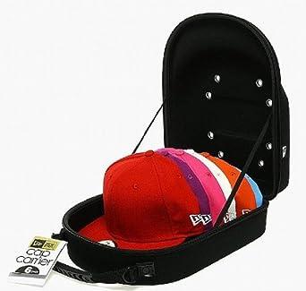 New Era PP6 6 Pack Hat Carrier - Black