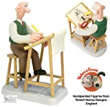 NEW! Wallace 'We'll go where there's cheese!' - A Grand Day Out - Limited Edition 1,000 - Wallace & Gromit Figurine / Statue
