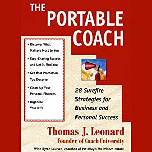 The Portable Coach Audiobook
