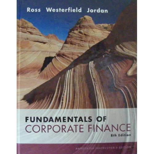 Fundamentals Of Corporate