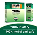 YUDA Hair Regrowth Spray Dalibrand Pilatory 100% Natural Herbal Formula Concentrated & Enhanced Set (3 x 60ml) 3 Months Supply