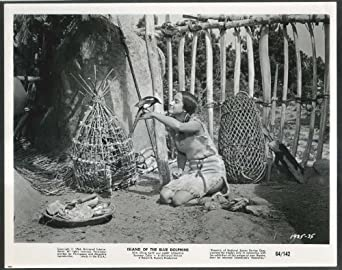 Celia Kaye Island of the Blue Dolphins 8x10 photograph ...
