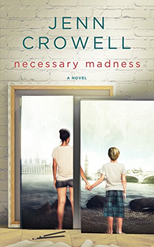 A poignant, moving story of resilience and second chances that has scored stellar reviews from Kirkus, Publishers Weekly and Amazon readers!  Necessary Madness by Jenn Crowell