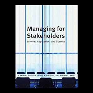 Managing Stakeholders Audiobook
