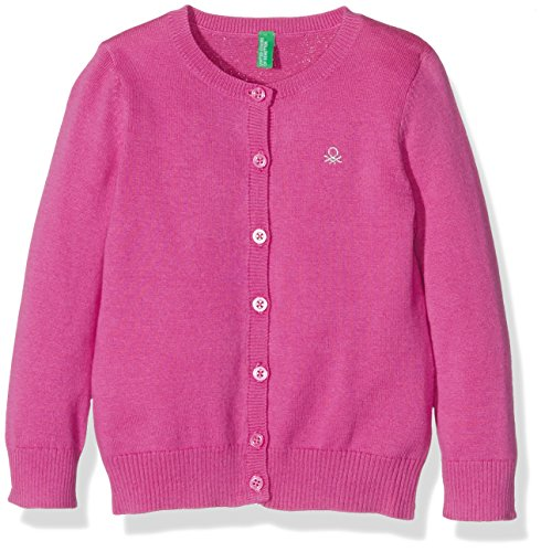 united-colors-of-benetton-girls-12drc5085-jumper-pink-4-5-years-manufacturer-sizex-small