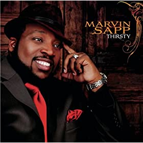 Cover image of song In The Garden by Marvin Sapp
