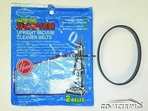 Hoover Elite, Legacy, Dimension, W2, Fold-Away, Fusion Upright Flat Belt