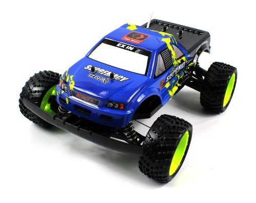 Ultimate Rcx Electric Rc Truggy Off Road Racing 1:14 Scale Ready To Run Rtr (Colors May Vary)