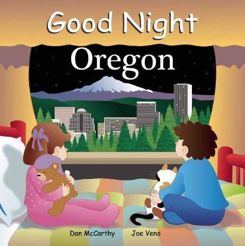 Good Night Oregon (Good Night Our World)