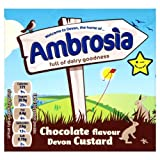 Ambrosia Chocolate Custard 6x465g