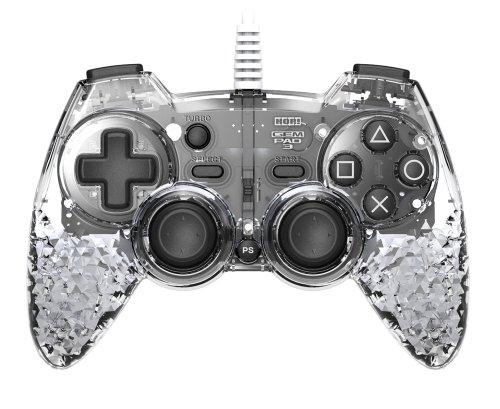 HORI PlayStation 3 GEM PAD 3 - Diamond Clear