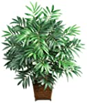 Nearly Natural 6556 Bamboo Palm with...