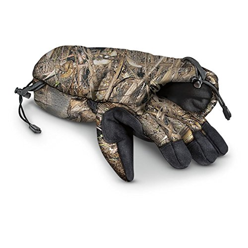 Mossy Oak Quick Draw Glove - Shadow Grass Blades, Camo (Blade Gloves compare prices)
