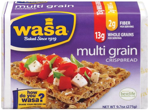 Knackebrod  Easy Recipe for Swedish Crisp Bread # Wasbak Breda_052053
