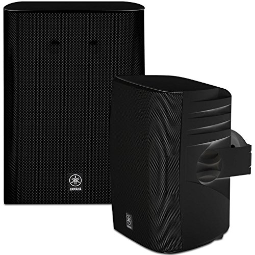 Yamaha NS-AW570 All-Weather Speaker System - Black or White