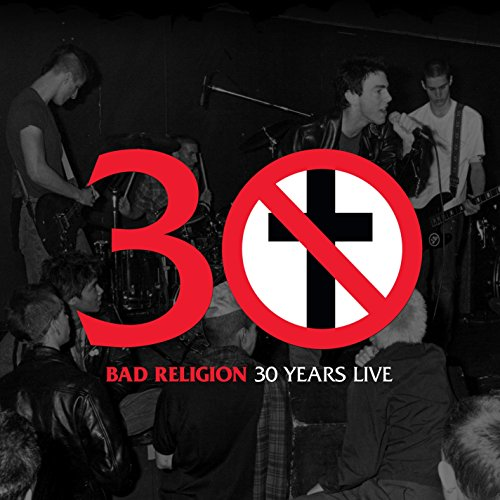 Bad Religion - 30 Years Live (Limited Edition)(Includes Download Card) - Zortam Music