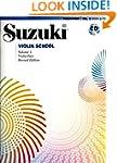 Suzuki Violin School, Vol 1: Violin P...