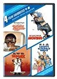 Cover art for  Richard Pryor Collection: 4 Film Favorites (Greased Lightning / Moving / The Mack / Uptown Saturday Night)