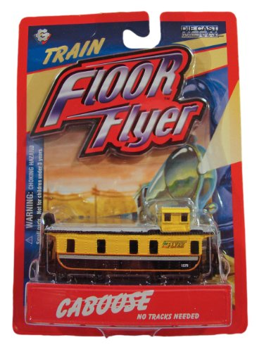 Floor Flyer Diecast Train: Caboose