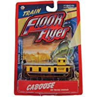 Floor Flyer Diecast Train: Caboose