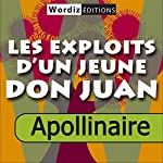 Les exploits d'un jeune Don Juan   Guillaume Apollinaire