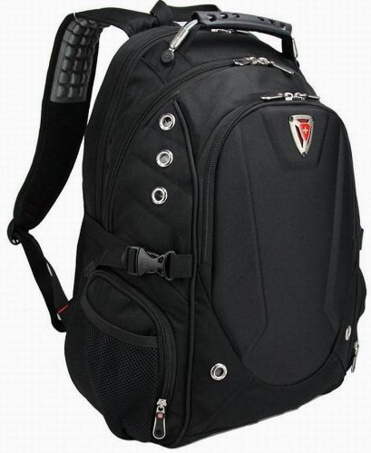 American Shiled Laptops Backpack.As1630Bz3 With Audio Interface. Computer Notebook Tablet,Knapsack,Rucksack Bag For Man Woman Travelling,Camping,Hiking