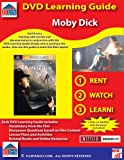 img - for Moby Dick DVD Learning Guide book / textbook / text book