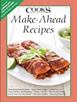 Make-Ahead Recipes