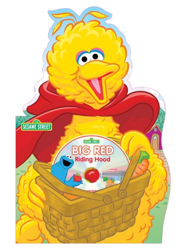 Bendon Sesame Street Big Bird Die-Cut Board Book