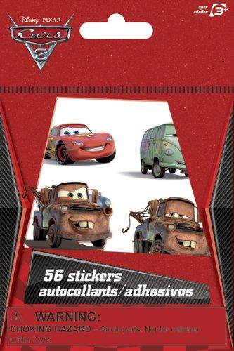 Cars 2 Big Bits - 1