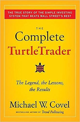THE COMPLETE TURTLETRADER PDF DOWNLOAD