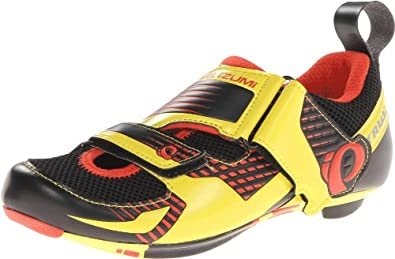 Pearl Izumi - Ride Mens Tri Fly IV Carbon Cycling Shoe by Pearl iZUMi