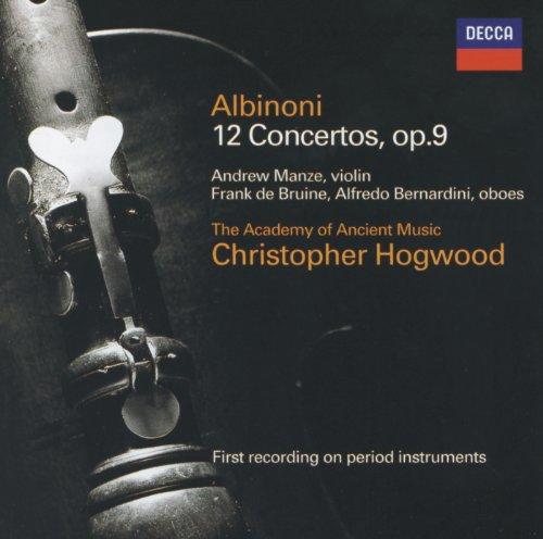 Albinoni: Concertos Op.9 Nos.1-12 (2 CDs)