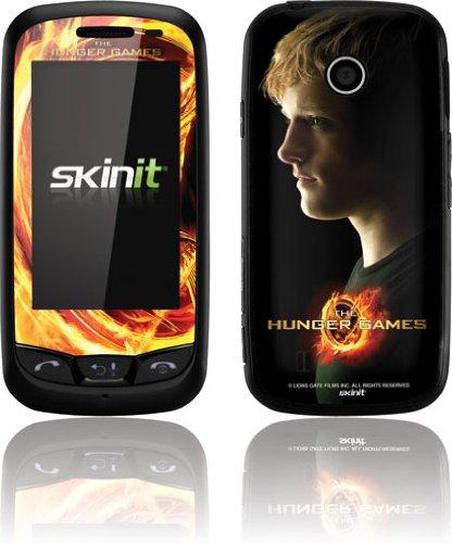 Skinit The Hunger Games -Peeta Mellark Vinyl Skin for LG Cosmos Touch