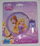 Disney Girls Night Light