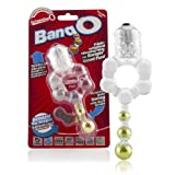 The Screaming O Bang O vibrating Pleasure Ring with Triple Swing Balls