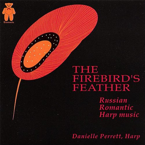 Firebird'S Feather-Russian Romantic Harp Music back-896562