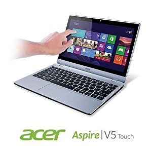 """Acer 11.6"""" Aspire Win8 Touch Netbook AMD A6-1450 4GB 500GB 