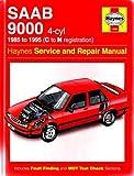 A. K. Legg Saab 9000 (4-Cyl) Service and Repair Manual (Haynes Service and Repair Manuals)