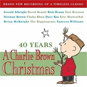 Charlie brown christmas by 40 years a charlie brown christmas