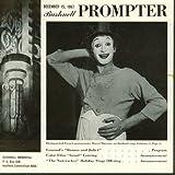Bushnell Prompter 12/15 1967 Marcel Marceau Romeo & Juliet program Hartford CT