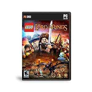 PC Digital Download Games: LEGO Lord of the Rings $7.49