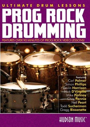 Ultimate Drum Lessons: Progressive Rock